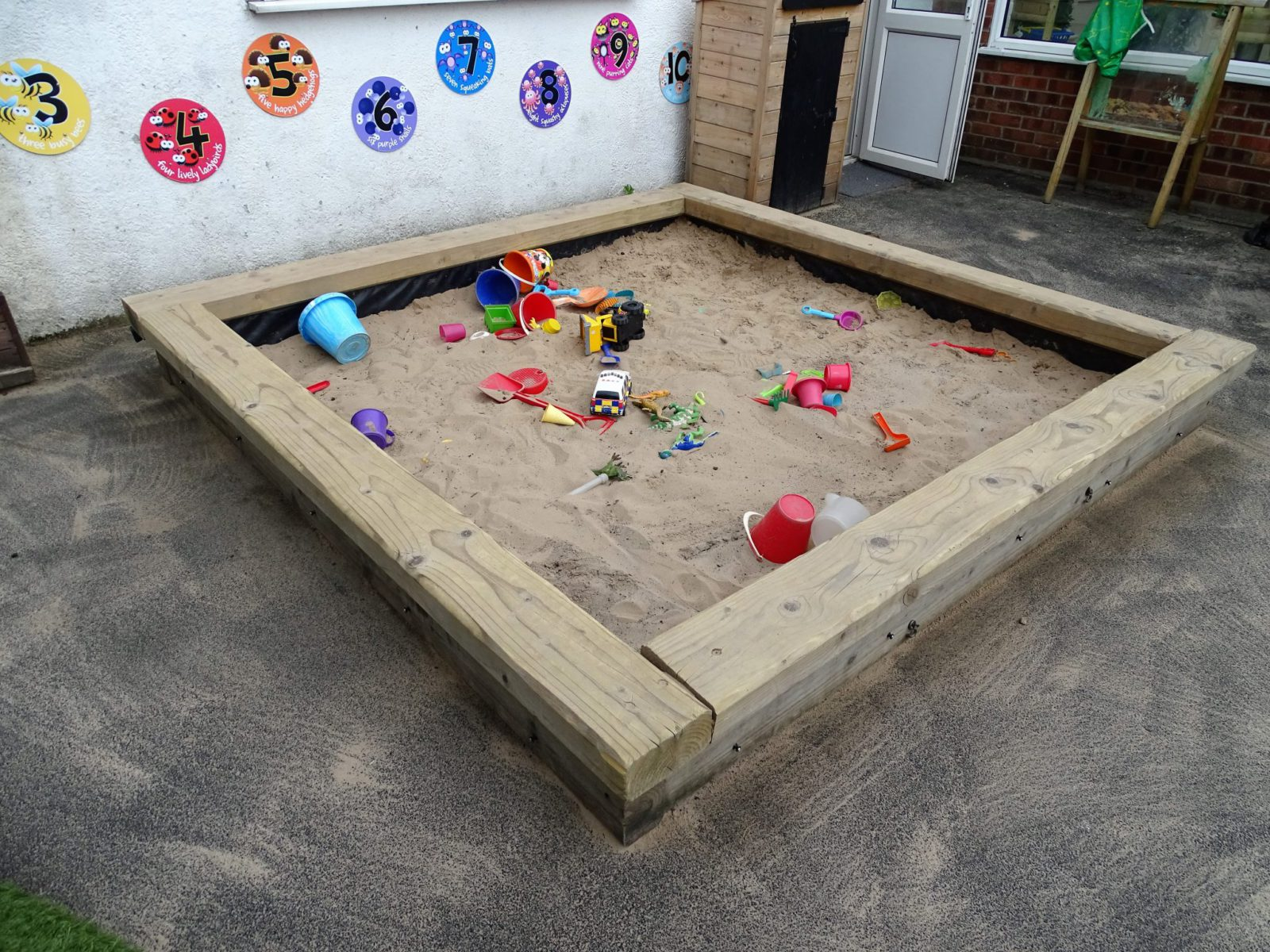 The Sandpit