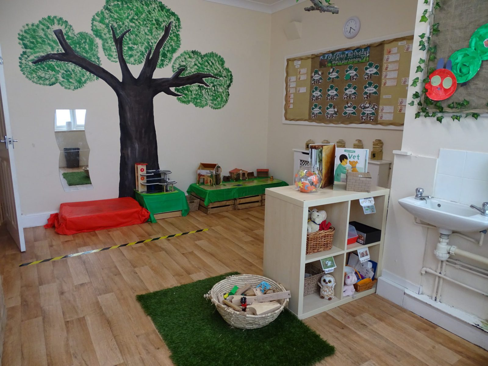 Pre-School Activity Room
