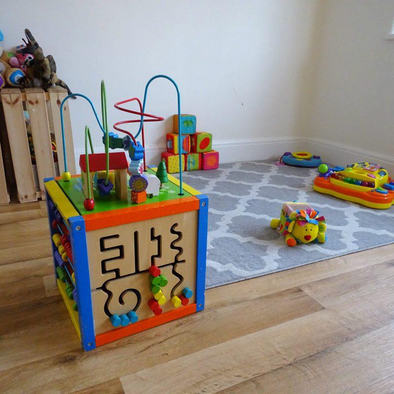 Teeny Weenies Toy Corner