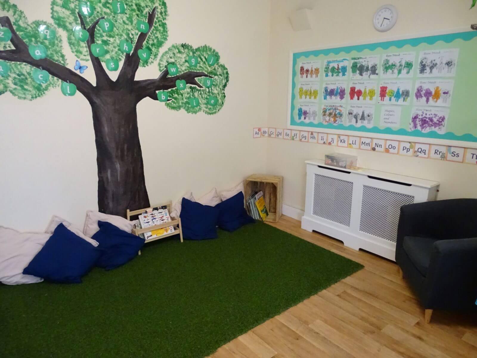 Pre School Focus Room